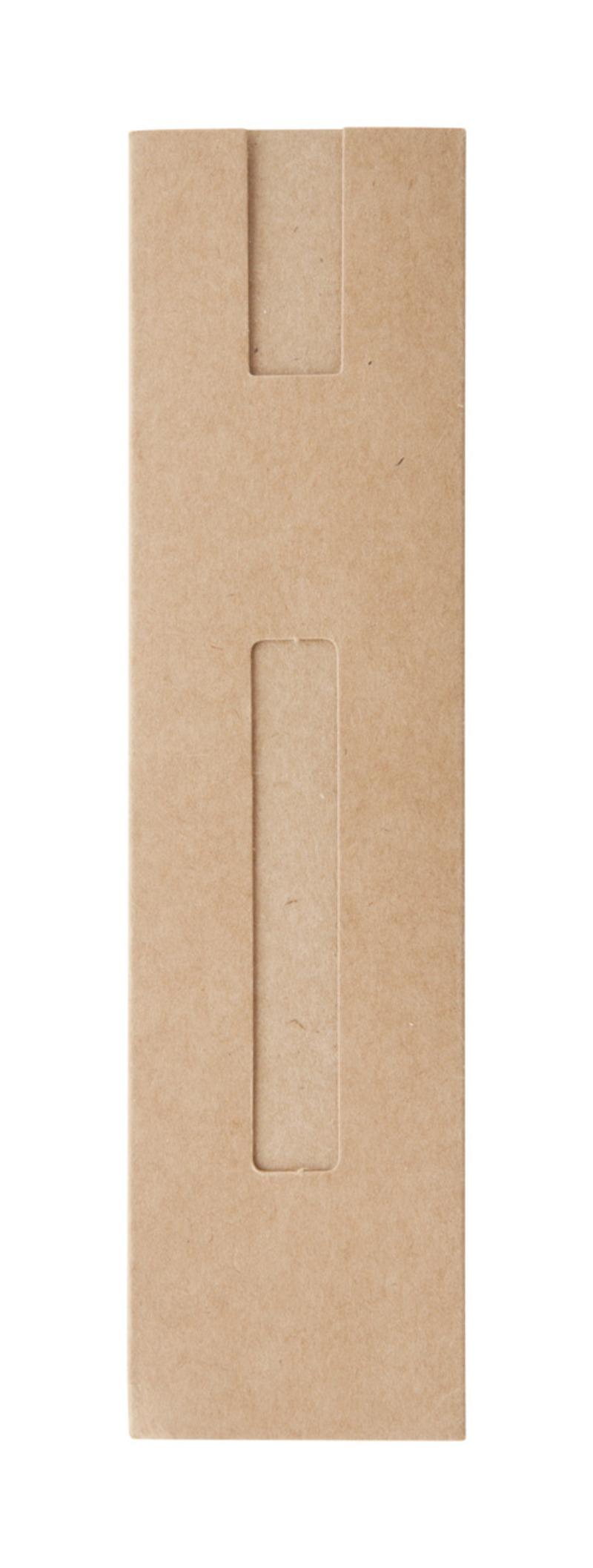Recycard pen pouch