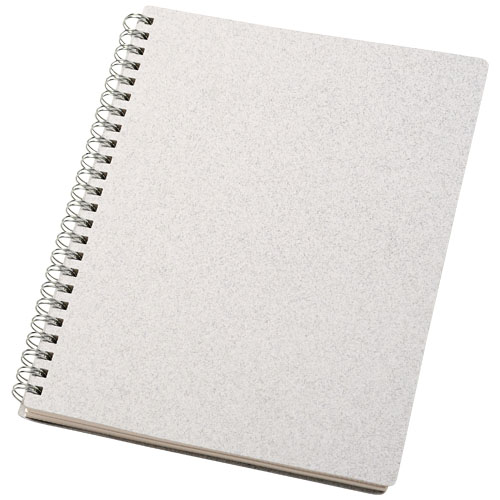 Bianco A5 size wire-o notebook