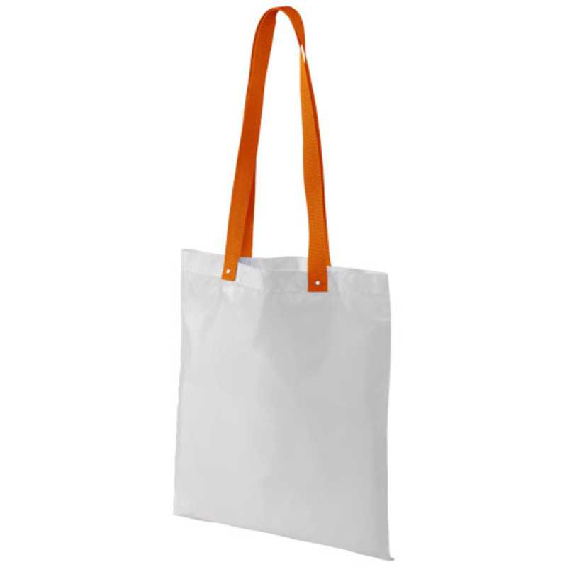 Uto coloured handles convention tote bag