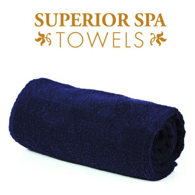 Towel 70x140 blue
