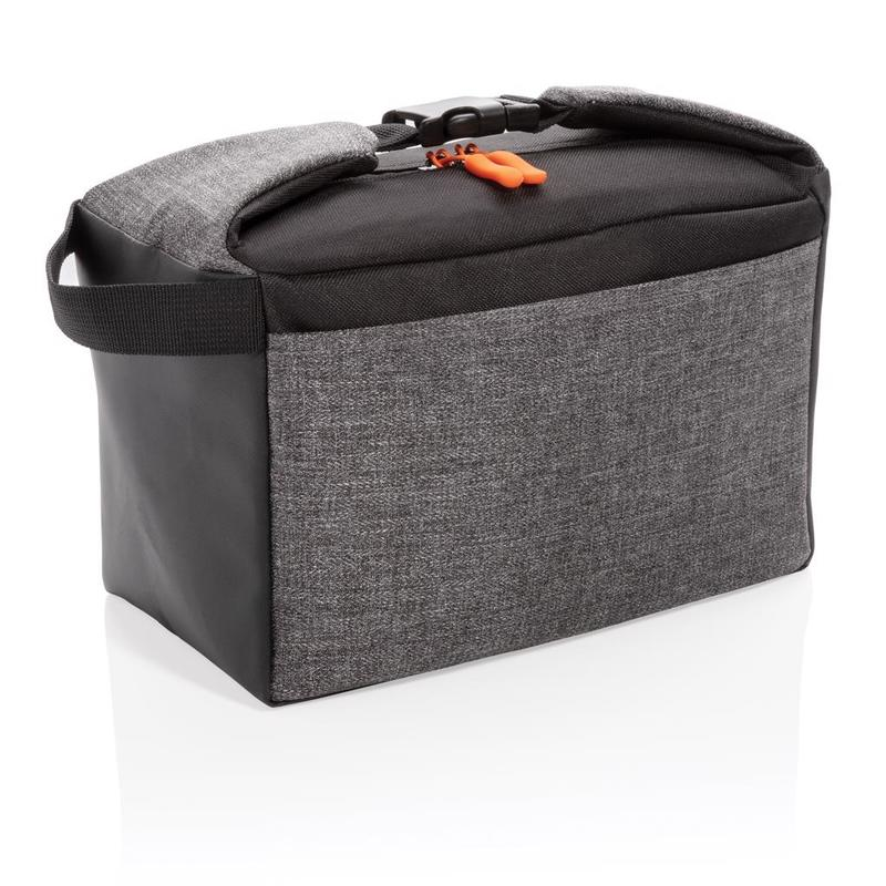 Two tone cooler bag