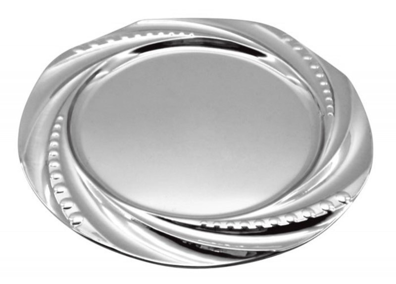 VALET DISH STEEL d=18 cm - NO BOX
