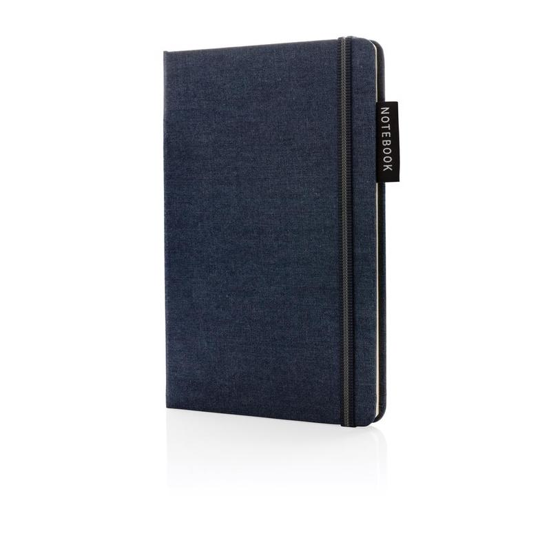 Deluxe A5 denim notebook