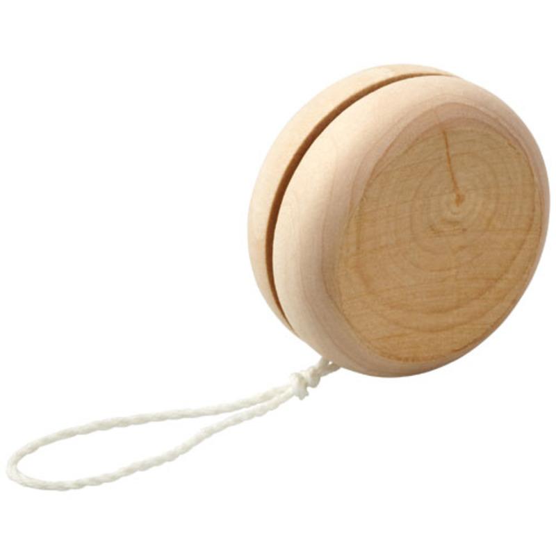 Woodpecker wooden jojo