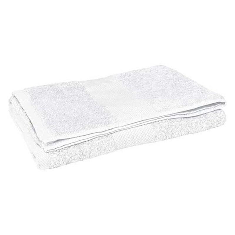 Towel Sponge WHITE One Size