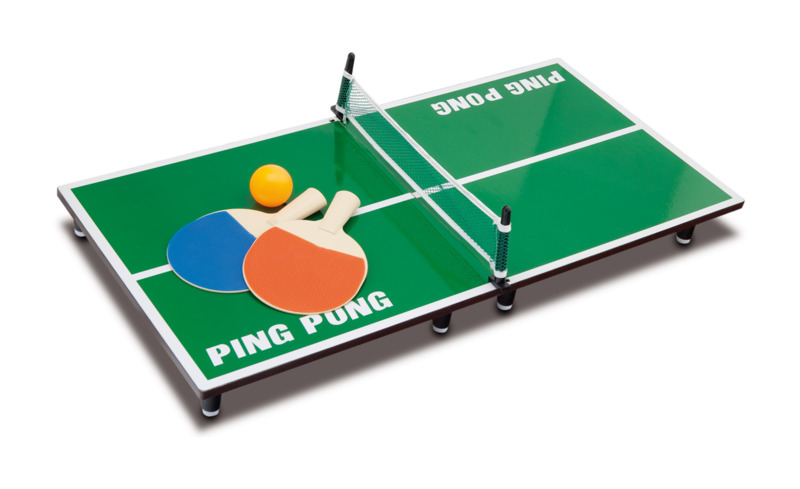 Oyun mini ping-pong table