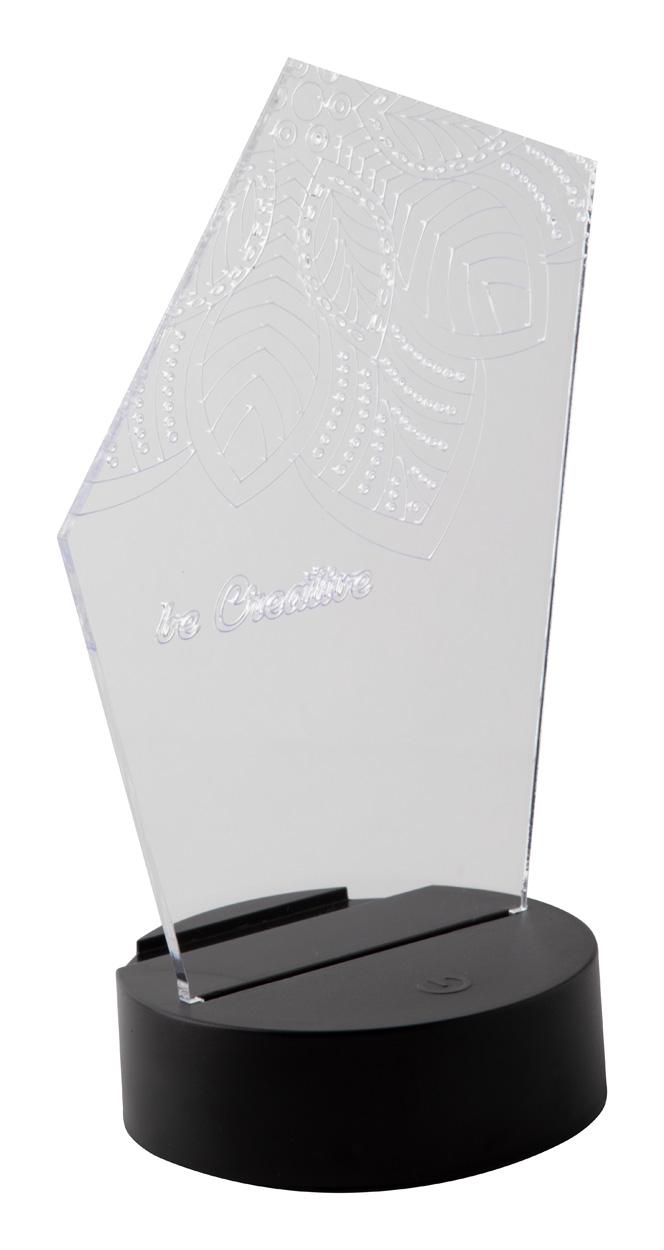 Ledify LED light trophy