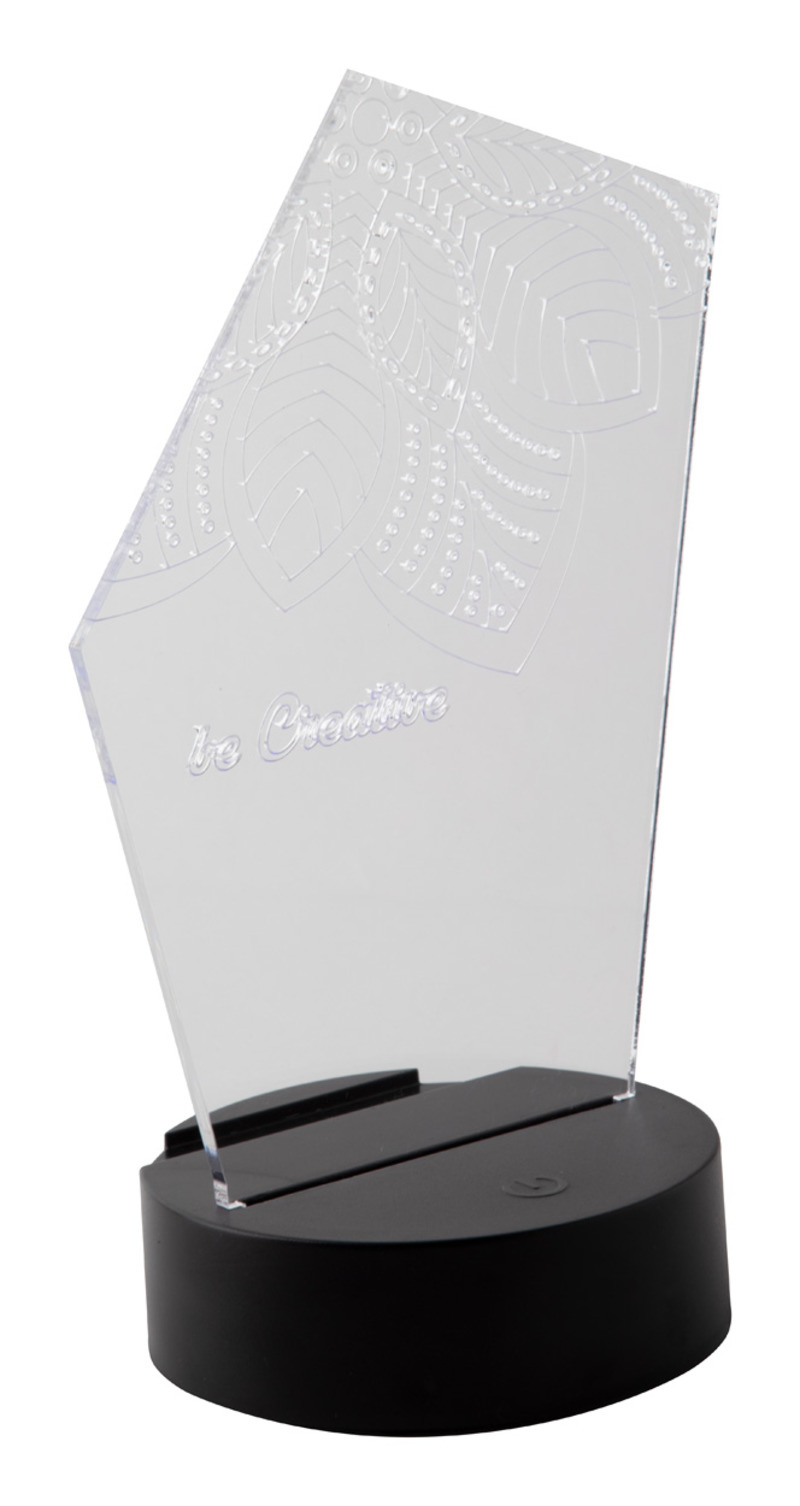 Ledify LED light trophy