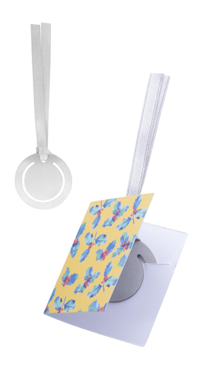 Edelmark Creative bookmark, round
