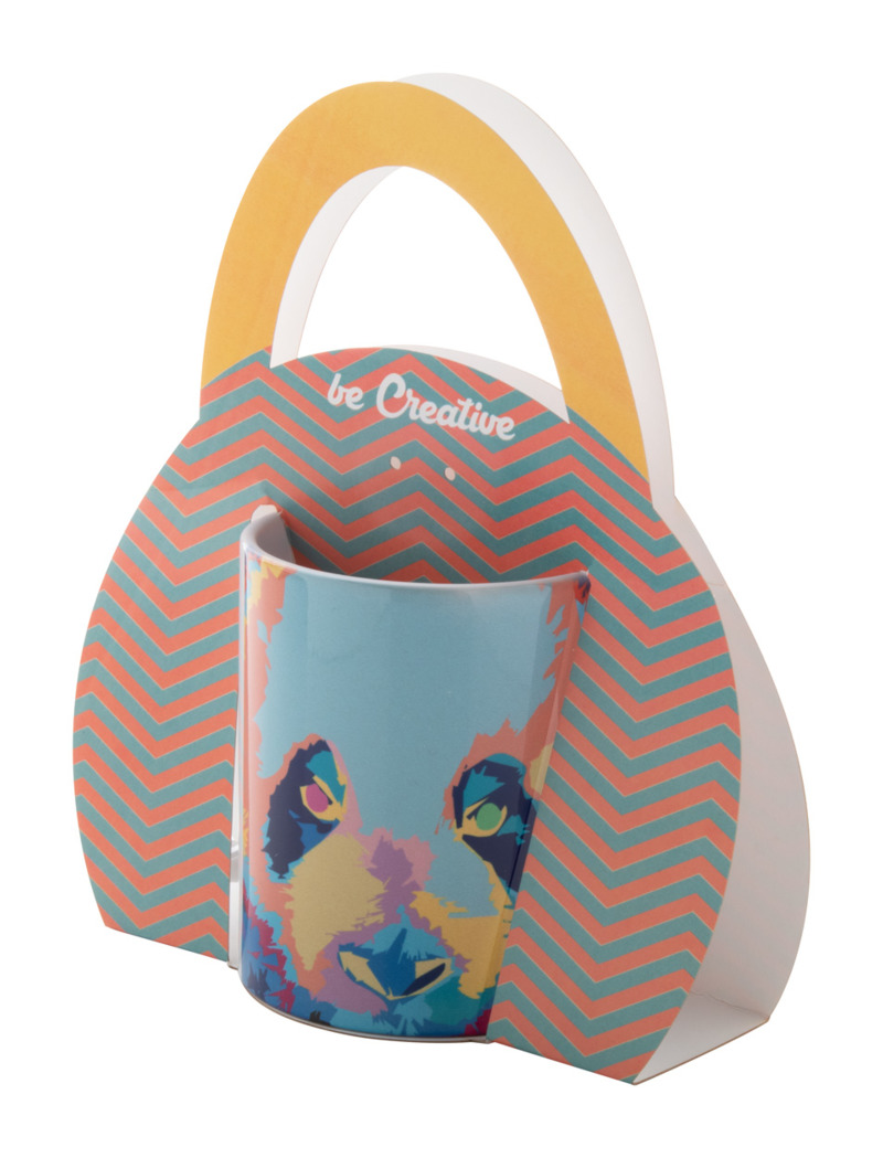 CarryMug mug carry holder