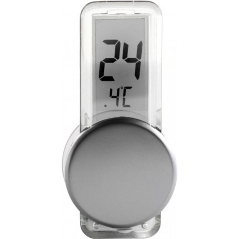 Plastic LCD thermometer