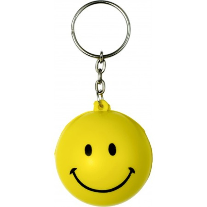 Key holder ?smiling face? model