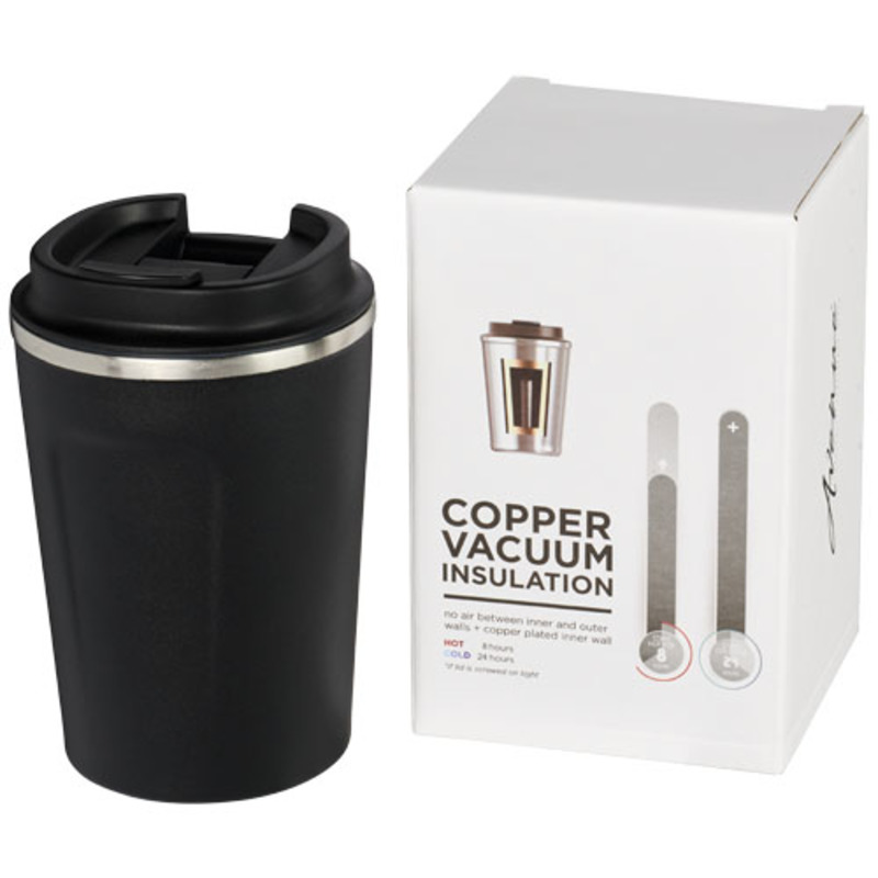 Thor 360 ml leak-proof copper vacuum tumbler