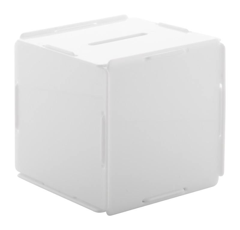 Cubobank coin bank