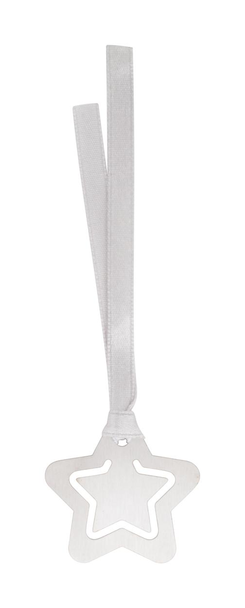 Lappmark bookmark, star