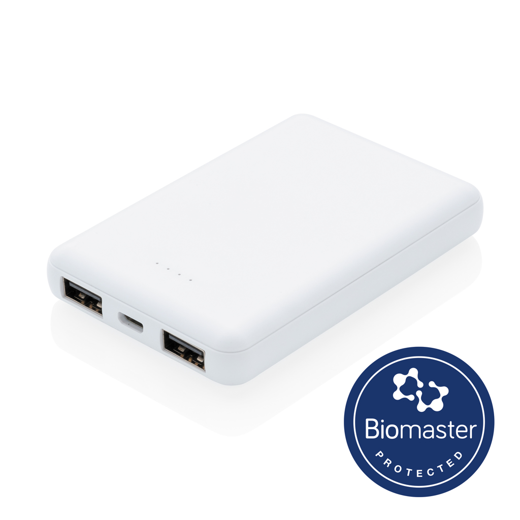 5.000 mAh antimicrobial powerbank