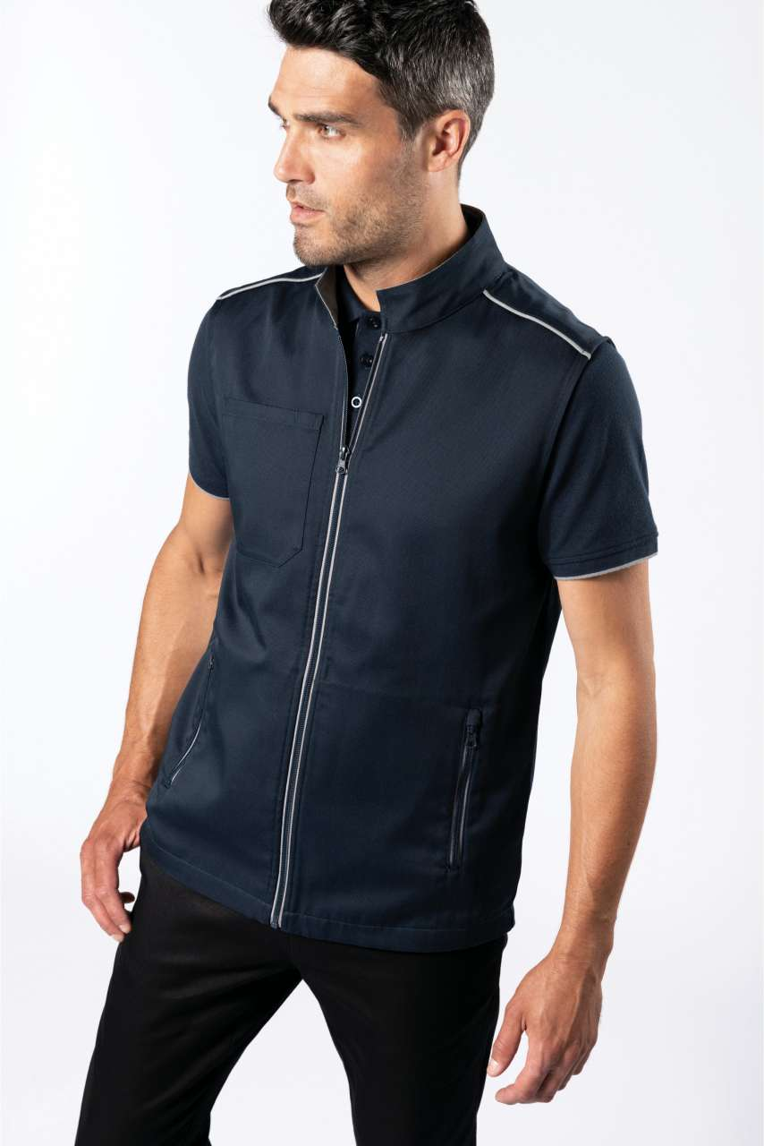 MEN'S DAYTODAY GILET