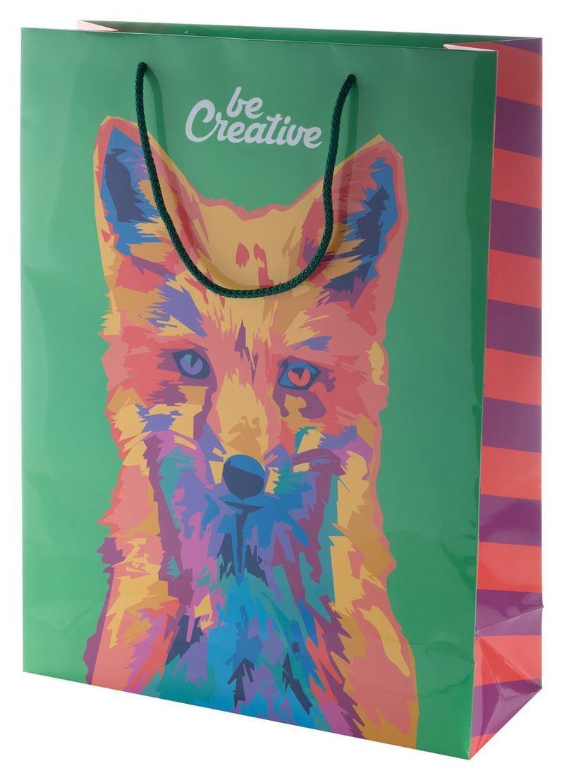 CreaShop L custom made paper shopping bag, large