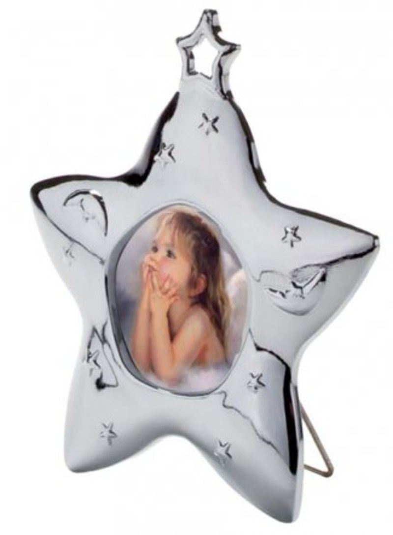 MINI PHOTOFRAME STAR - 80x85 mm