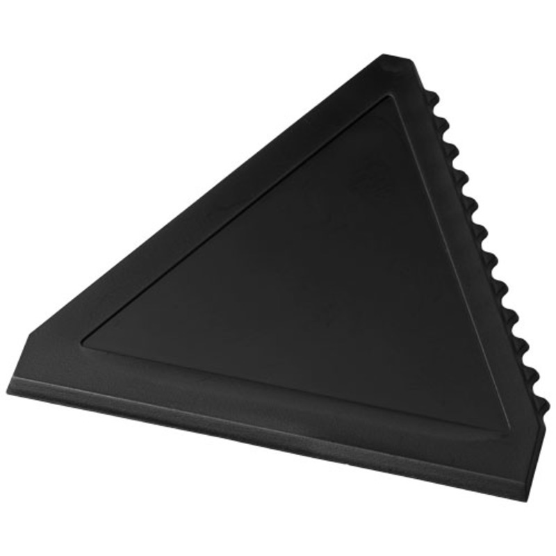 Averall triangle ice scraper
