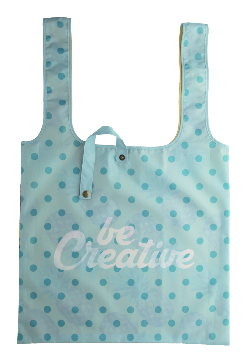 SuboShop Fold custom shopping bag