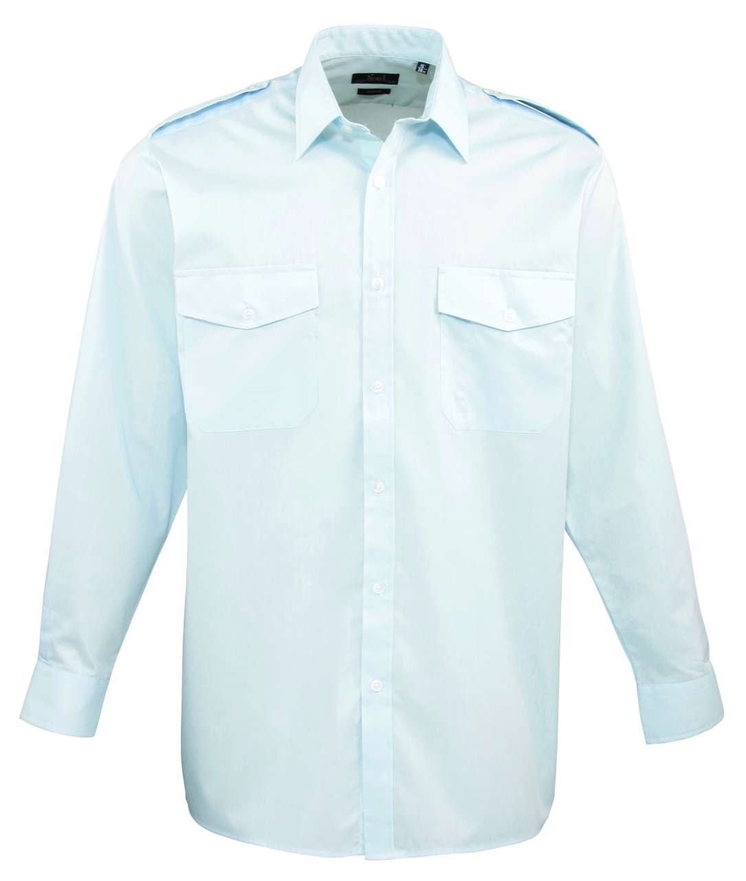 MEN'S LONG SLEEVE PILOT SHIRT