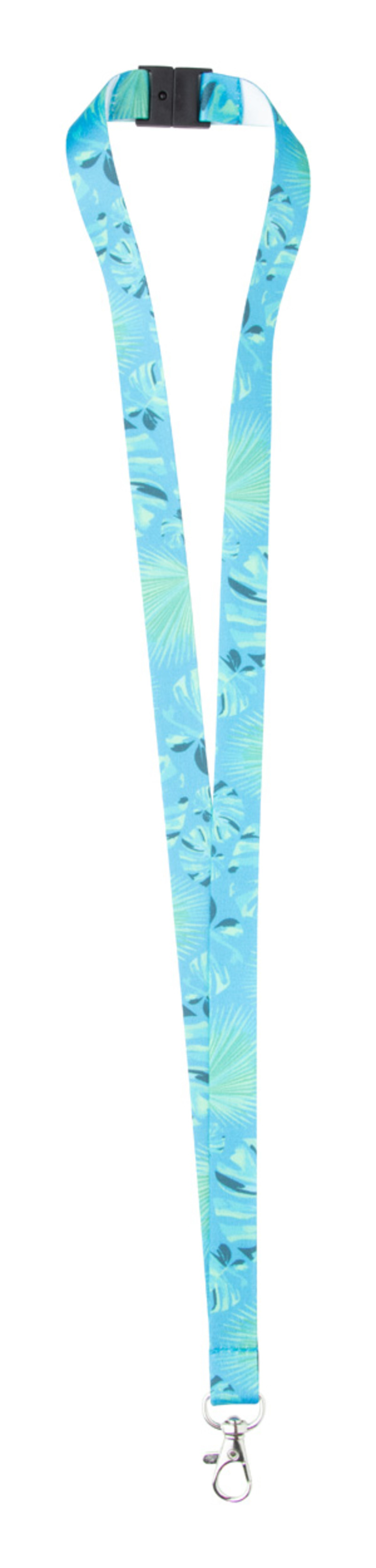 Subyard 15 Zero Safe custom sublimation lanyard