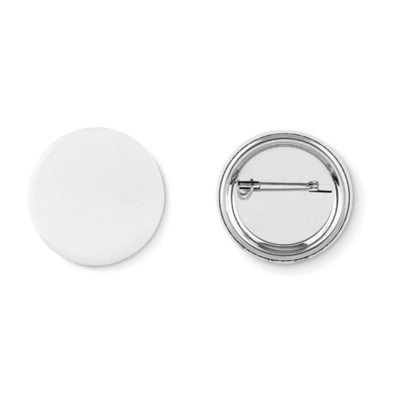 Small pin button