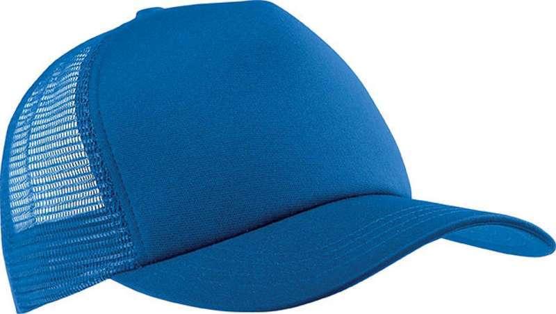 TRUCKER MESH CAP - 5 PANELS