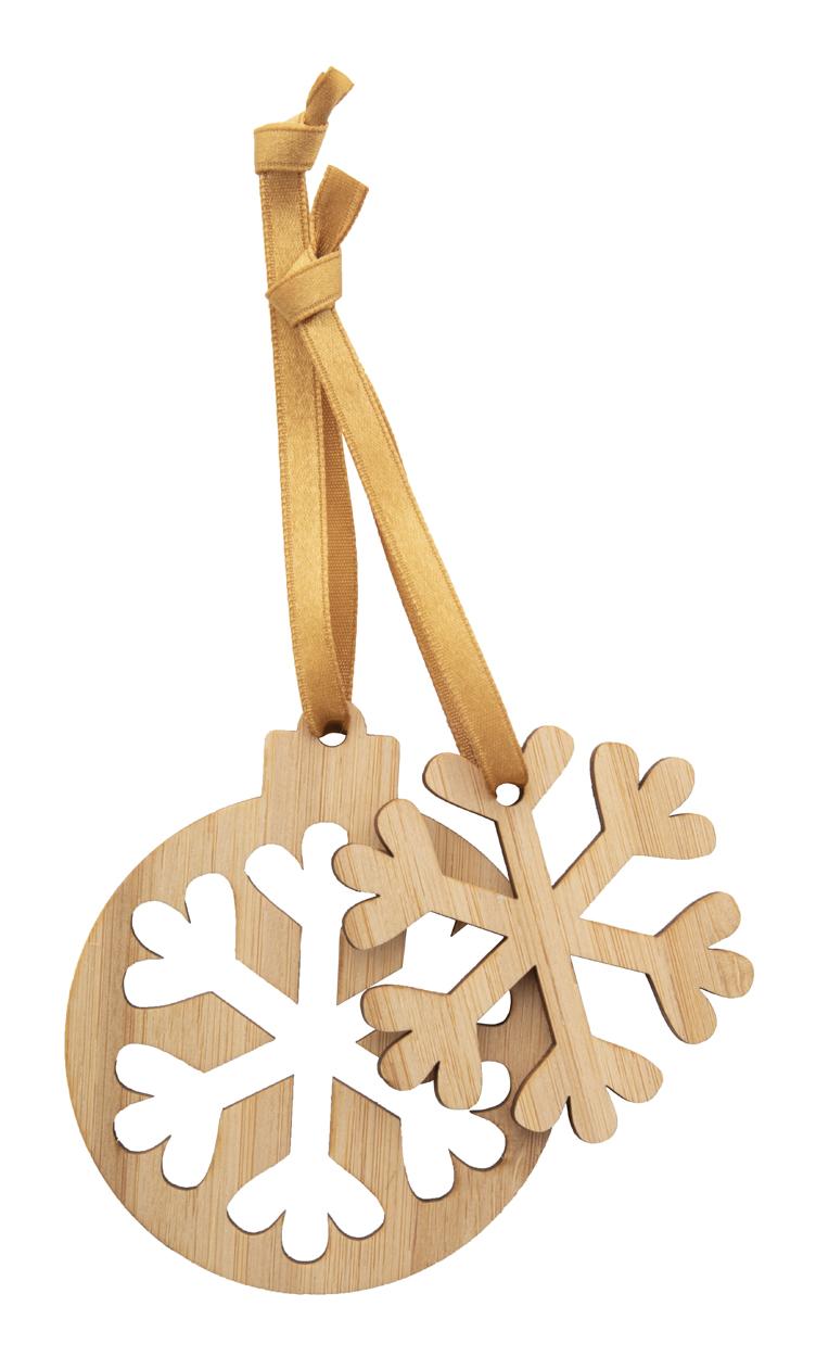 Jerpstad Christmas tree ornament, snowflake