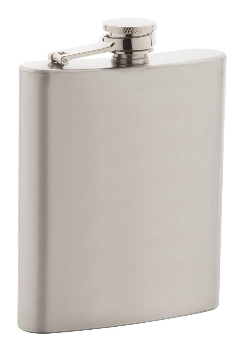 Amundsen hip flask