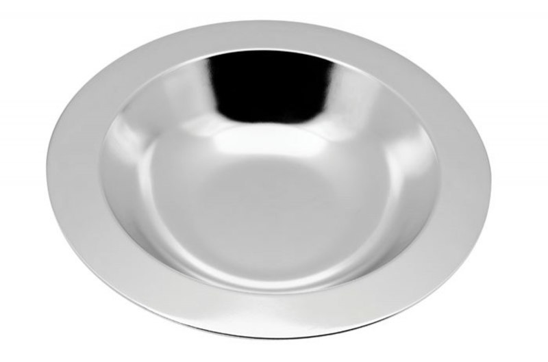 BOWL ROUND PLAIN EDGE - d=230 mm