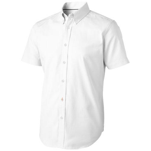 Manitoba short sleeve men's oxford shirt