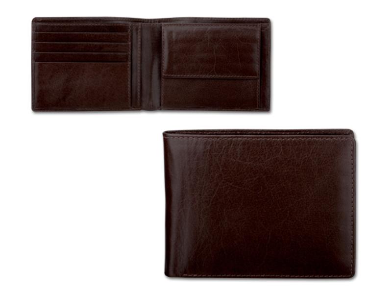 GOLIASH men's wallet, Brown