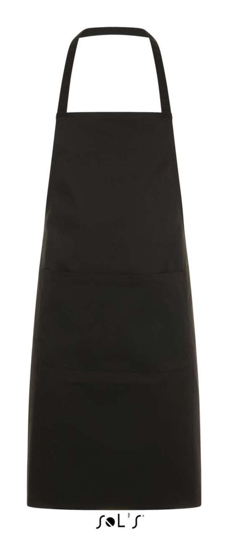 GRAMERCY - LONG APRON WITH POCKET
