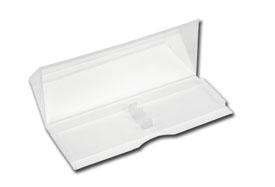 TRIANGULAR PLASTIC CASE TRIBOX
