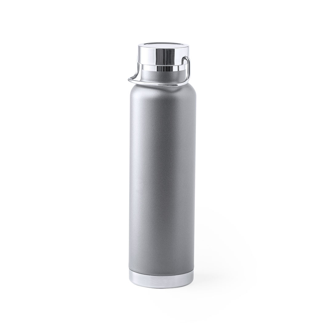 GREY INSULATED BOTTLE STAVER