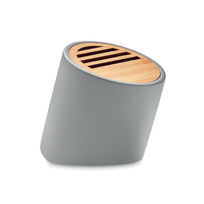 Wireless speaker limestone