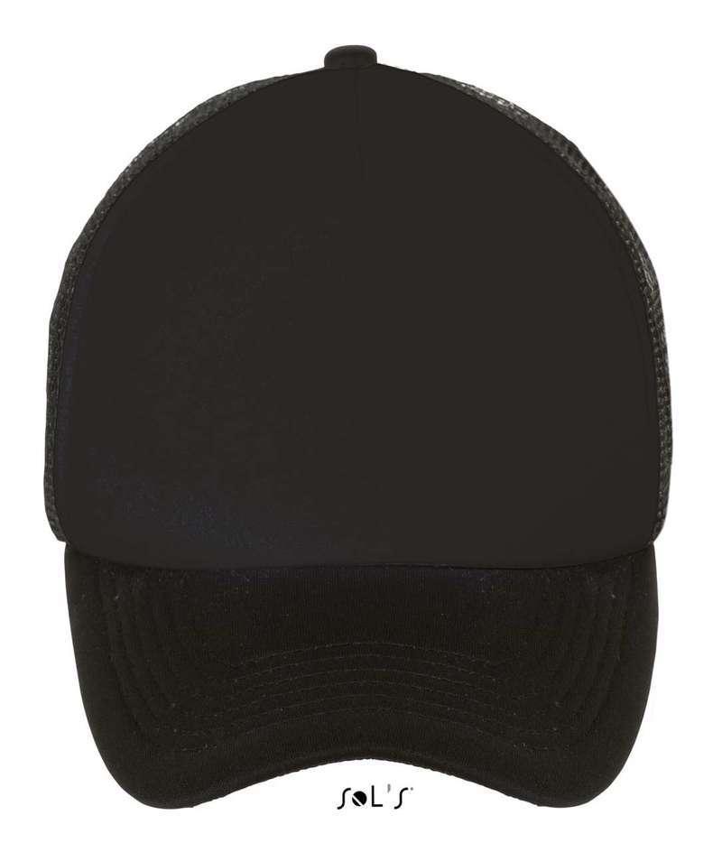 BUBBLE - 5-PANEL MESH CAP