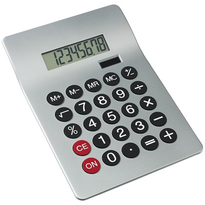 Calculator GLOSSY cu 8 cifre