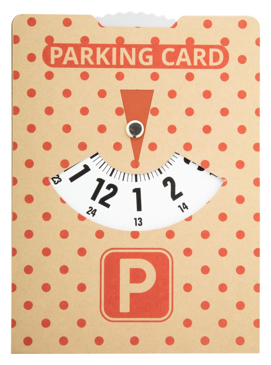 CreaPark Eco parking card