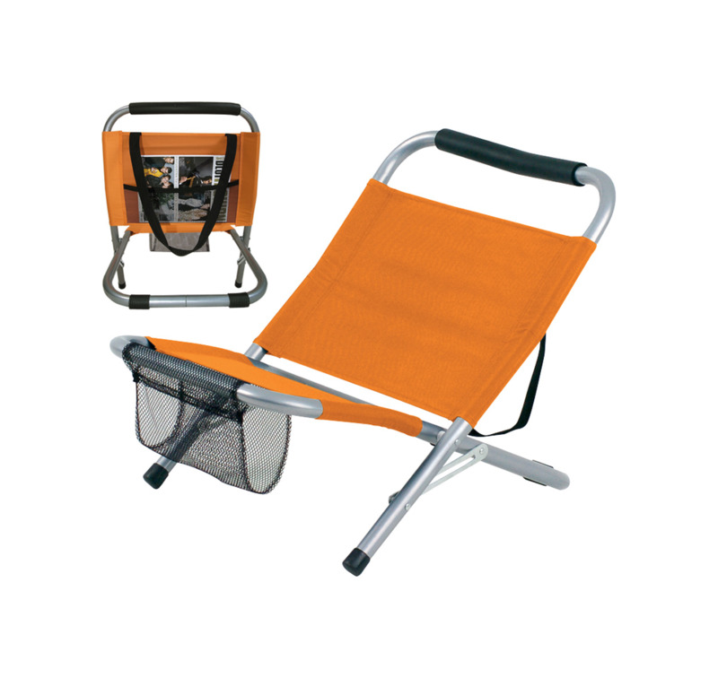 Mediterraneo foldable beach chair