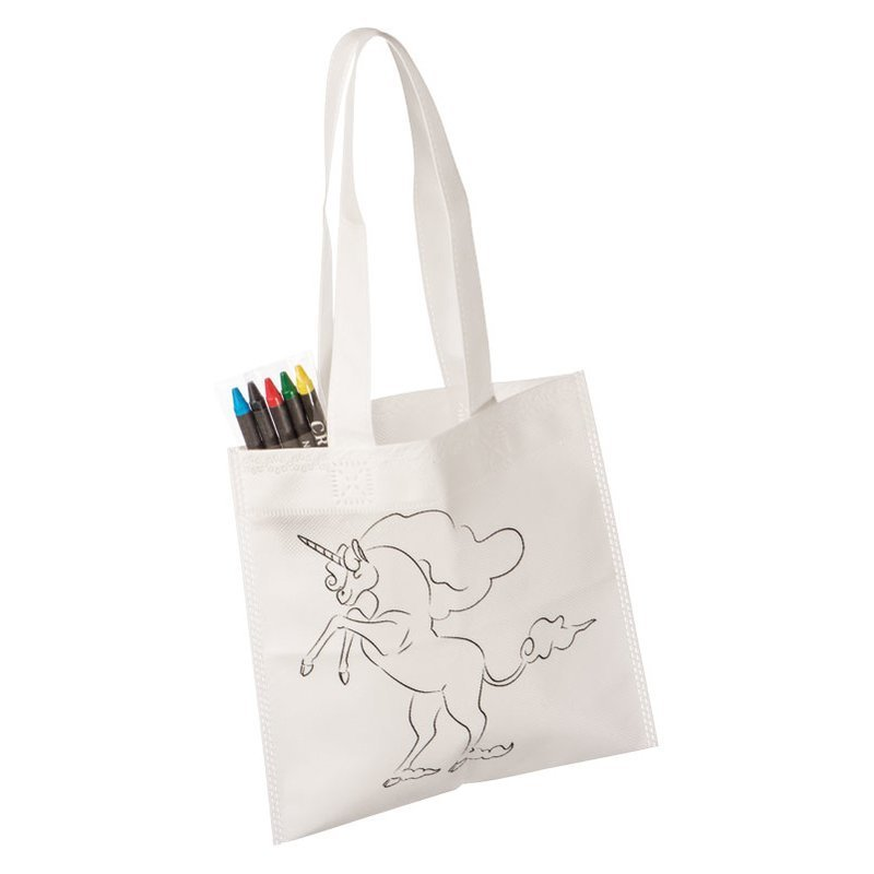 Children non-woven bag Unicorn