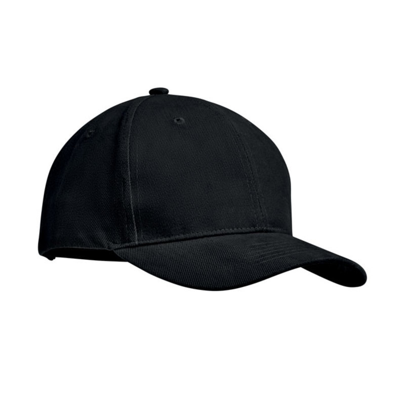 Brushed heavy cotton 6 panel Ba