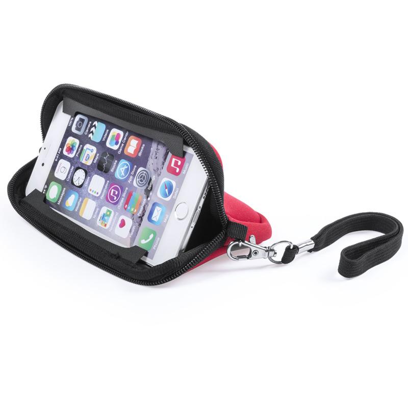 Clerk holder pouch
