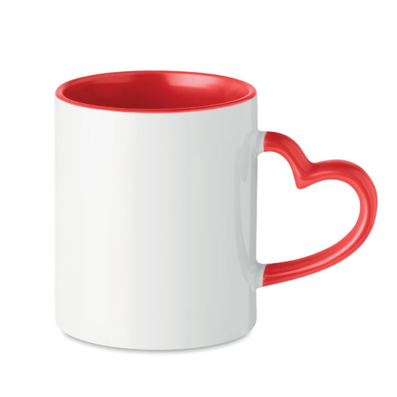 Ceramic sublimation mug 300ml