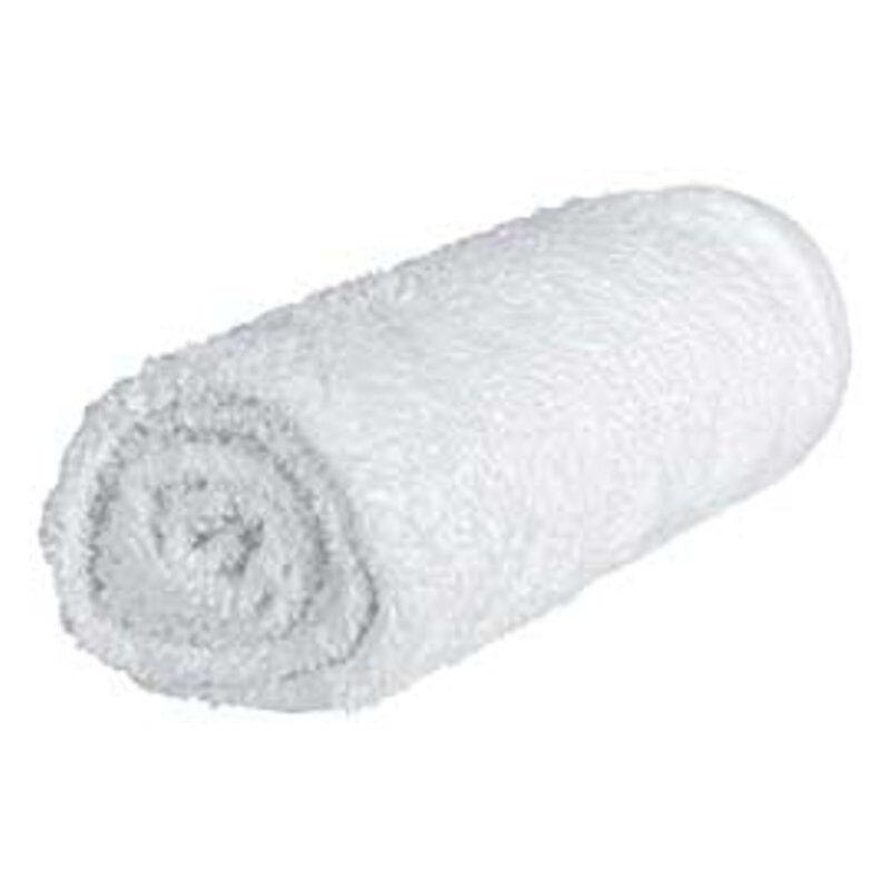 Towel Nenufar WHITE One Size