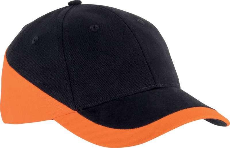 RACING - TWO-TONE 6 PANEL CAP