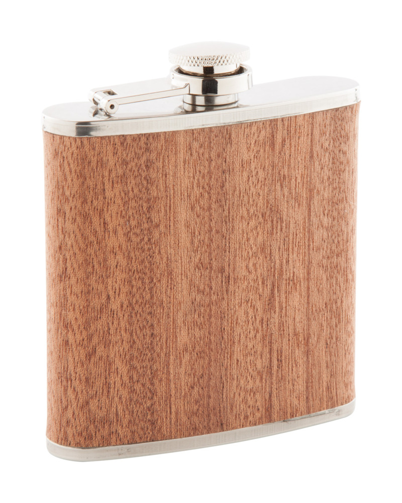 Forester hip flask