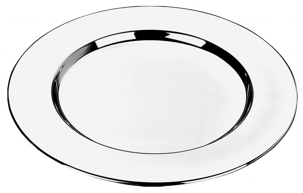 VALET DISH STEEL d=22 cm - NO BOX